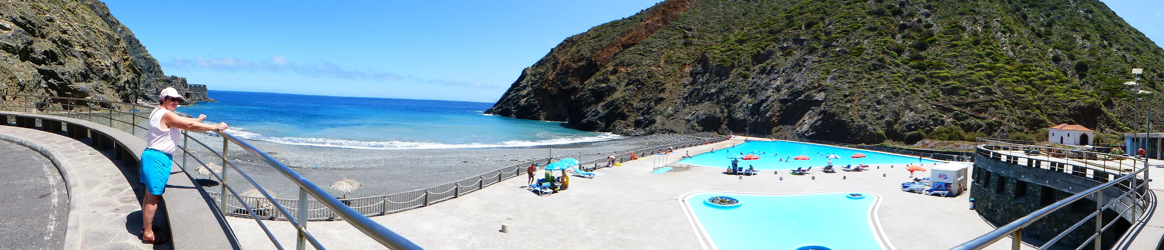 Zeezwembad Vallhermoso