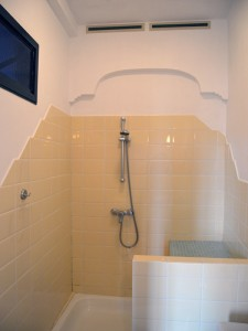 hotelkamer, badkamer, La Gomera, wandelvakantei