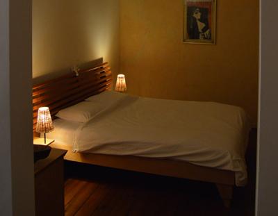 hotelkamer, Anaterve, wandelvakantie, rust, wandelen